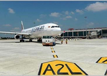 India looks at airways expansion in Sri Lanka