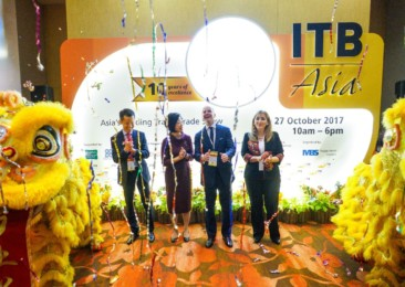 ITB Asia 2017 focuses on MICE and corporate travel