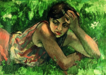 Amrita Sher-Gil: All that influences