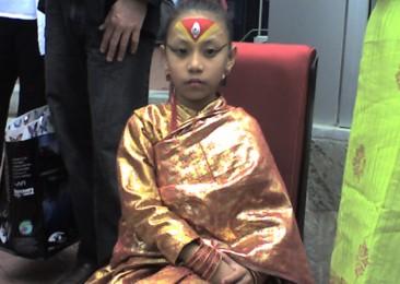 Kumari – the living goddess of Nepal