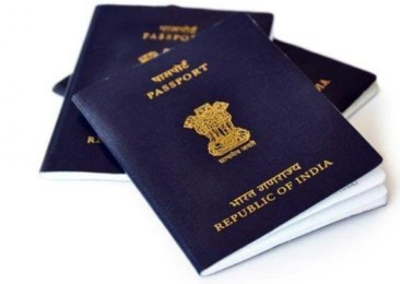 No coloured passports for India