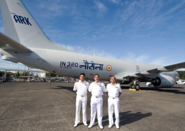 Boeing Co. to establish P-8I training provision in India
