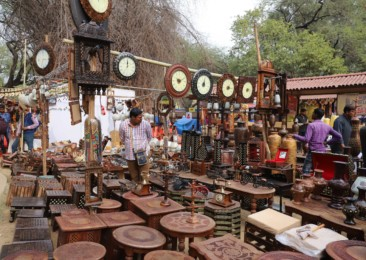 Wondrous Surajkund Mela in Delhi