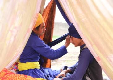 Hola Mohalla – a unique Sikh festival