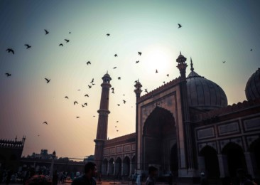All about Old Delhi