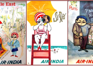 The history of Air India's priceless collection of art