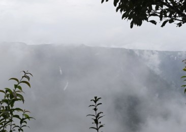 Romancing nature in Meghalaya