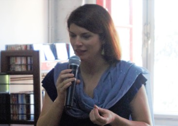 French theatre artist brings the Marguerite Duras' L'Amant to India