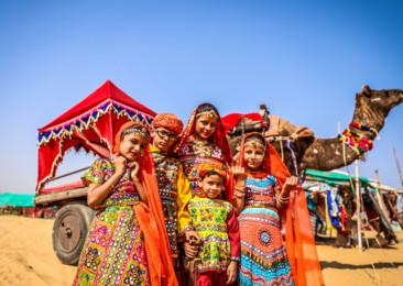 Portraits from Pushkar