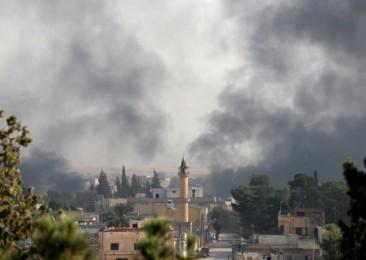 Turkish attack on Syrian Kurds