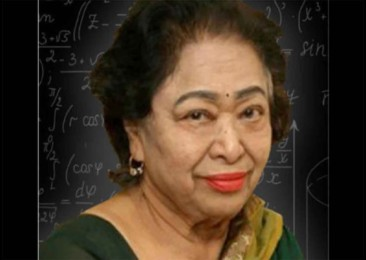 Shakuntala Devi: the face of mental calculations in India