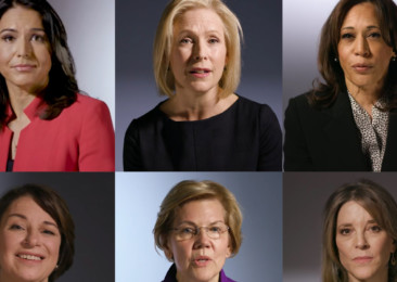 Suffrage centennial but wait for a female US President goes on