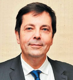 ANTOINE CAPUT, Vice President & Country Director, Thales India