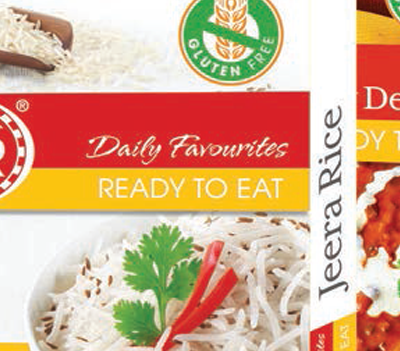 MTR, one of the key players, has consistently tried to bring in new flavours to match the customer's need