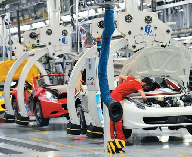The Europeans want India to significantly lower import tariffs on automobiles