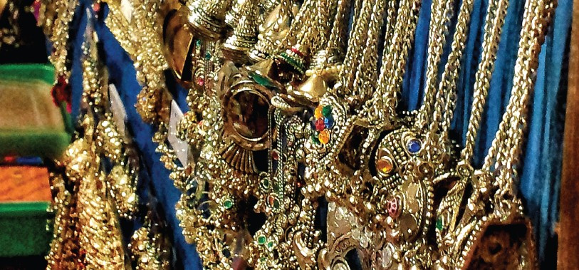 Gems & Jewellery is one of the promising sectors for investment