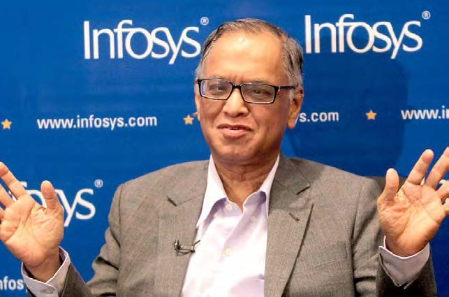 The highlight of the year is the return of Infosys co-founder N R Narayana Murthy as executive chairman in June