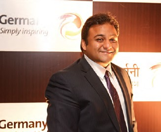 Romit Theophilus, Director – Marketing and Sales, German National Tourist Office (India)