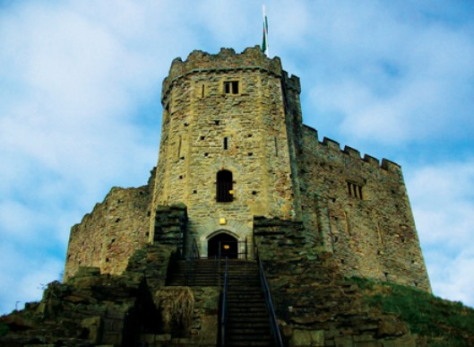 Cardiff Castle is one of Wales' leading heritage attractions