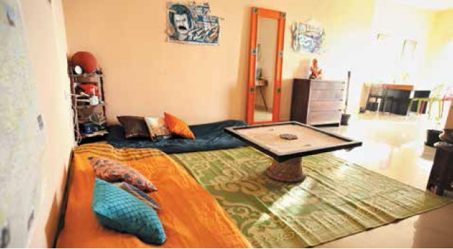 An apartment in Delhi to rent on Airbnb