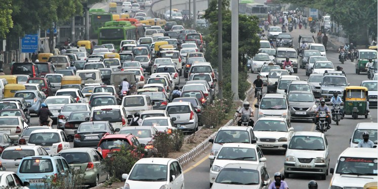 India has just 18 cars per 1000 people whereas Europe has 500-600 and USA has 800