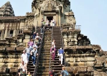 The Awe of Angkor