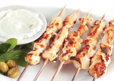 Reshmi kabab – Murgh Malai Kabab