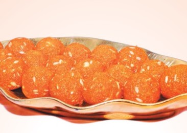 Indian Marriages & Ladoo