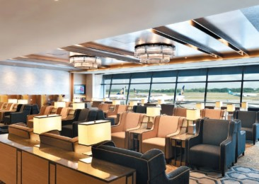 Plaza Premium Lounge at Changi
