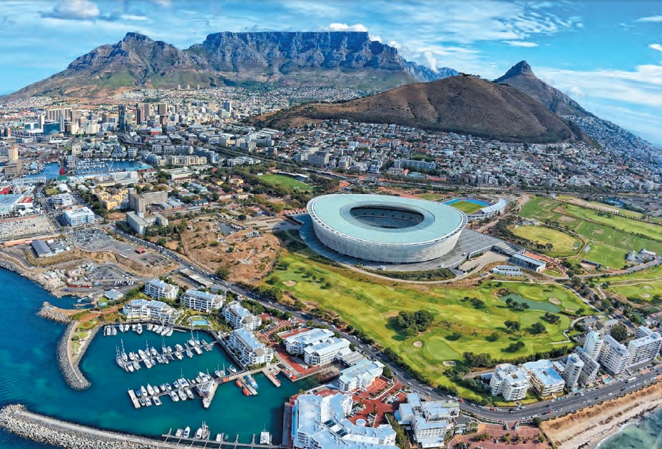 Cape Town, South Africa continues to be popular among the Indian outbound traffic