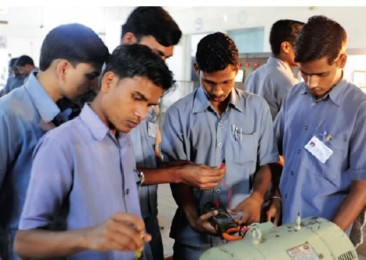 European foundation Participating in Skilling India