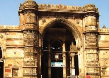 Ahmedabad Architektonische Stätten entdecken