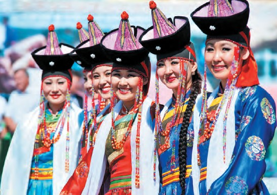 Unlike their counterparts elsewhere in Asia, Mongolian women historically enjoyed fairly high status and freedom