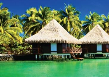 Submerge in Tahiti
