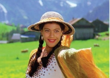 Bollywood in Swiss Alps