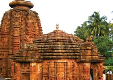 Bhubaneswar, The city of temples