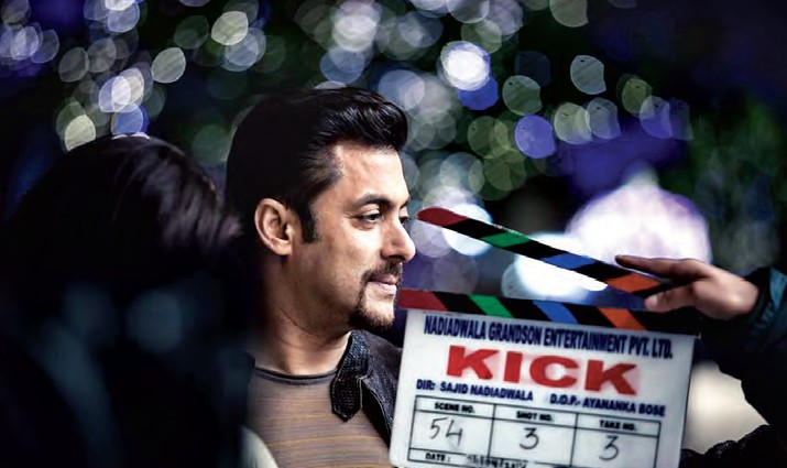 The second half of Kick was shot in locations of Warsaw, Poland