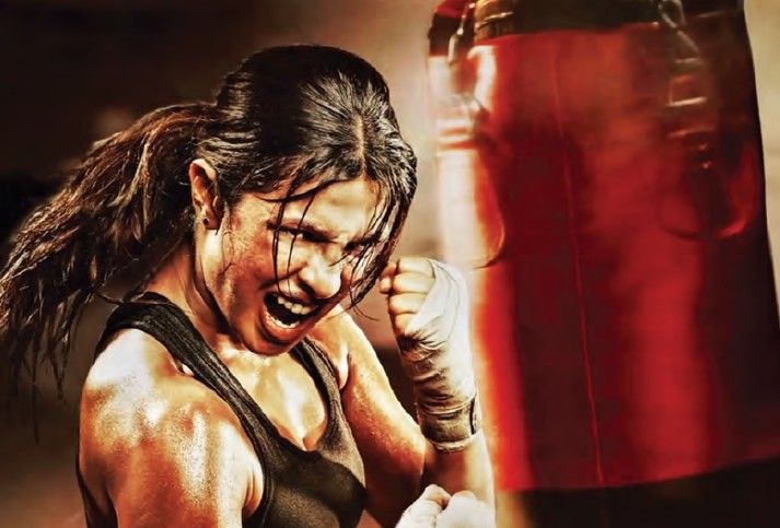 In Mary Kom, watching women emerge victorious in physical battles may have been a factor behind their popularity