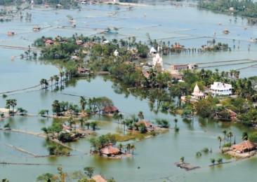 Les malheurs climatiques du sous-continent