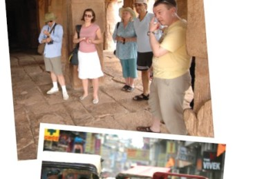 Tourism Indian tourism boosts with foreign arrivals