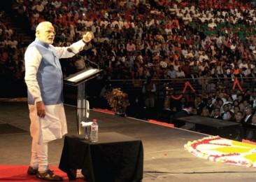 PBD 2015 Accentuated by Modi