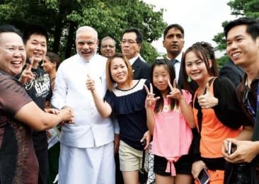 Le grand oral de Narendra Modi à I'ONU