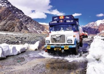 Le Ladakh, sur la route la plus haute du monde