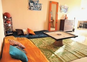 Airbnb, l'hébergement partagé
