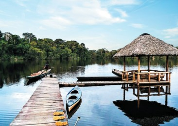 The 'Incomparable' Brazilian Wilderness