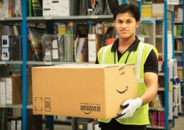 Amazon à la conquête de l'Inde