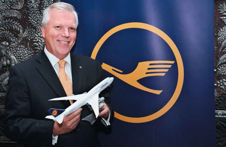 Wolfgang Will, Director, South Asia, Lufthansa Passenger Airlines