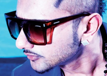 Le rappeur Yo Yo Honey Singh