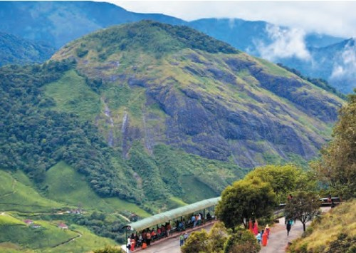 Four destinations to visit during monsoons in south India