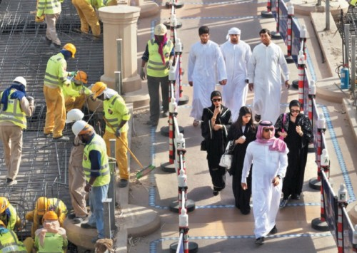 Indians in Saudi Arabia fall victims to drop in oil prices